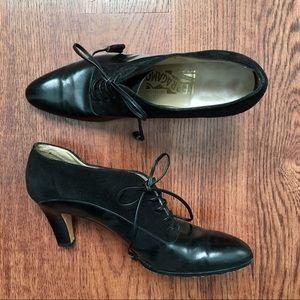 Salvatore Ferragamo Shoes - Black Ferragamo Heels